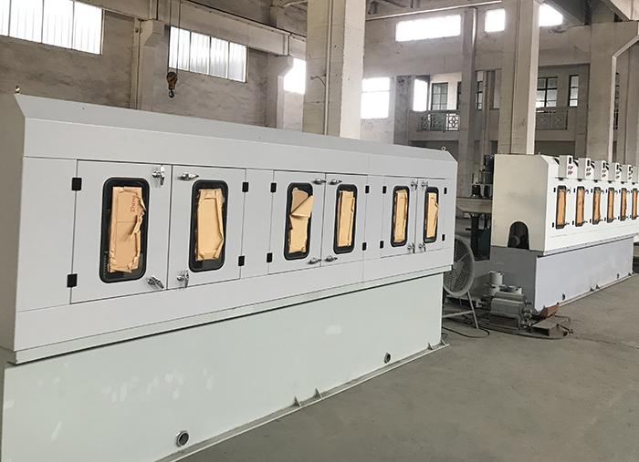 自动抛光机各个组成部件的选用标准
